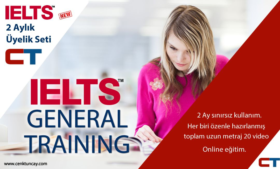 IELTS General Training – Task 1
